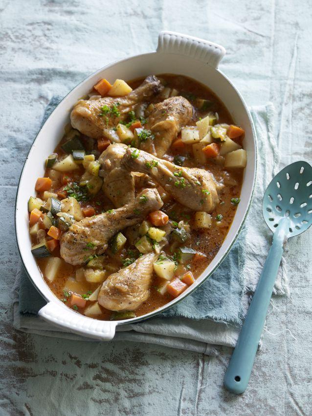We Love Manuu0027s Italian Chicken Casserole. Yum! Http://www.campbellskitchen