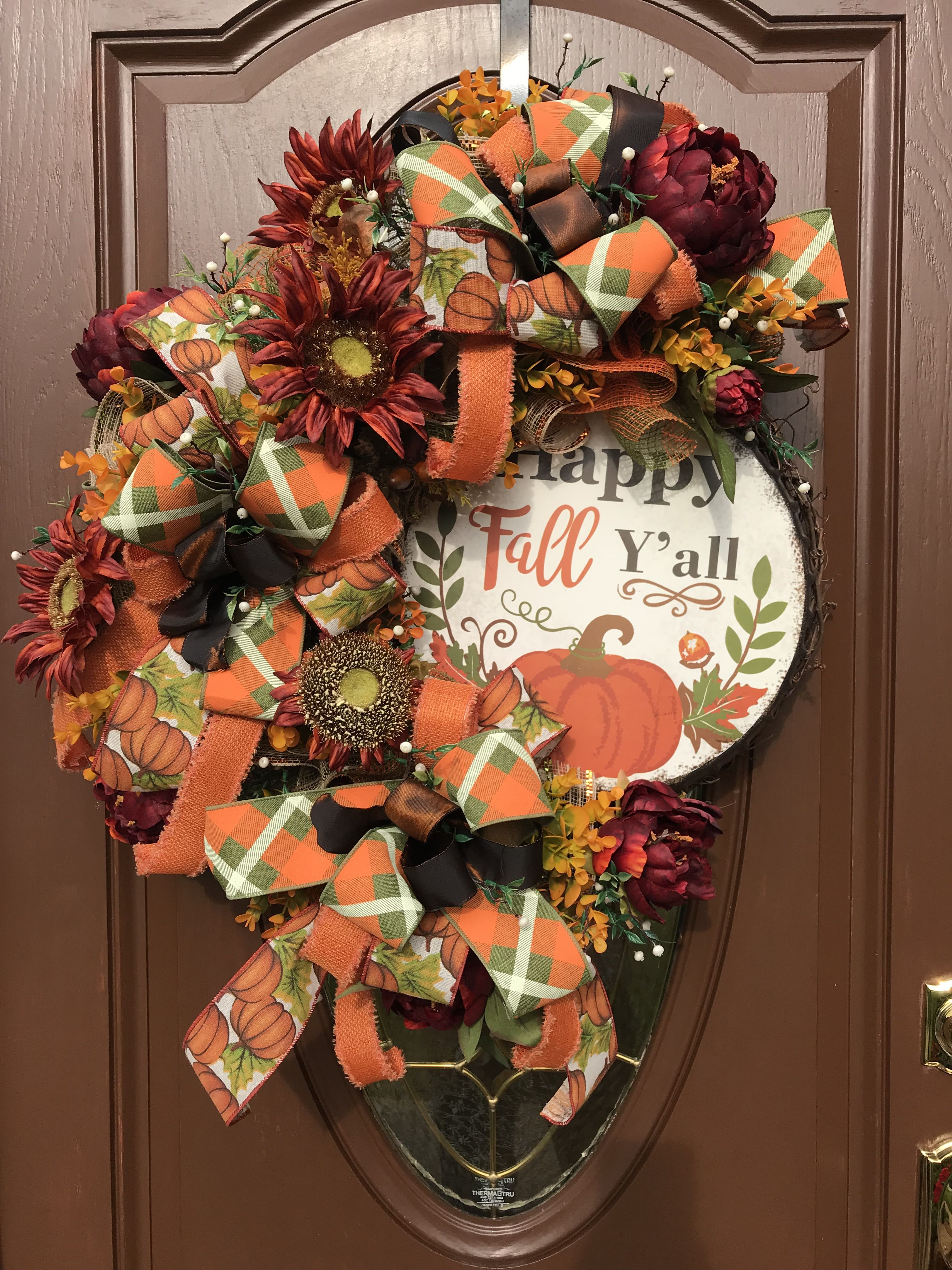 Have A Door Stopper On Your Front Door This Year
