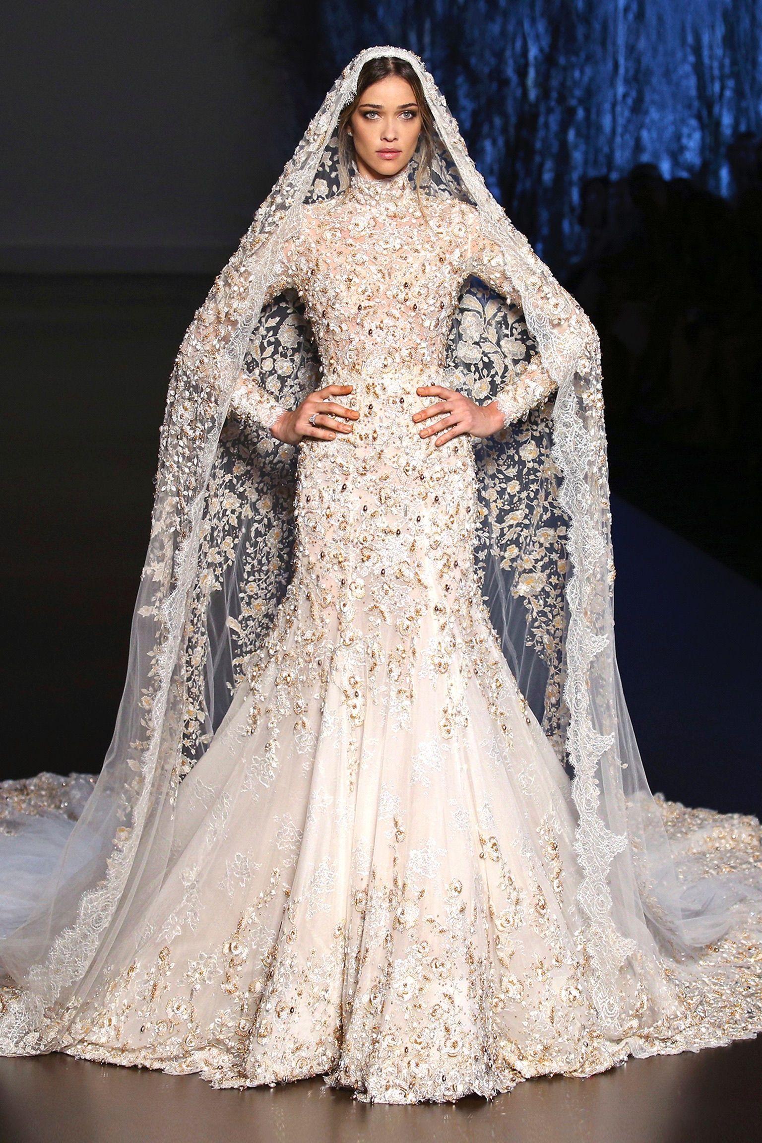 Bridal gown AW18/18.  Best gowns, Winter wedding dress, Wedding