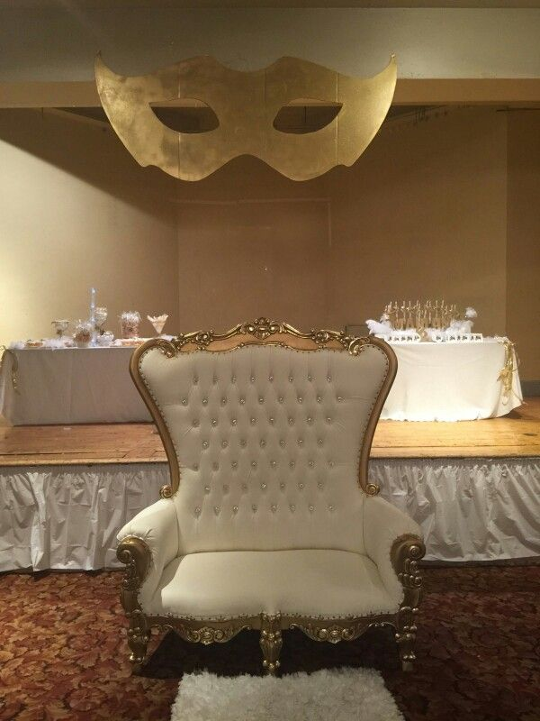 Sweet 16 Bench Rental In Nyc Baby Shower Chair Throne