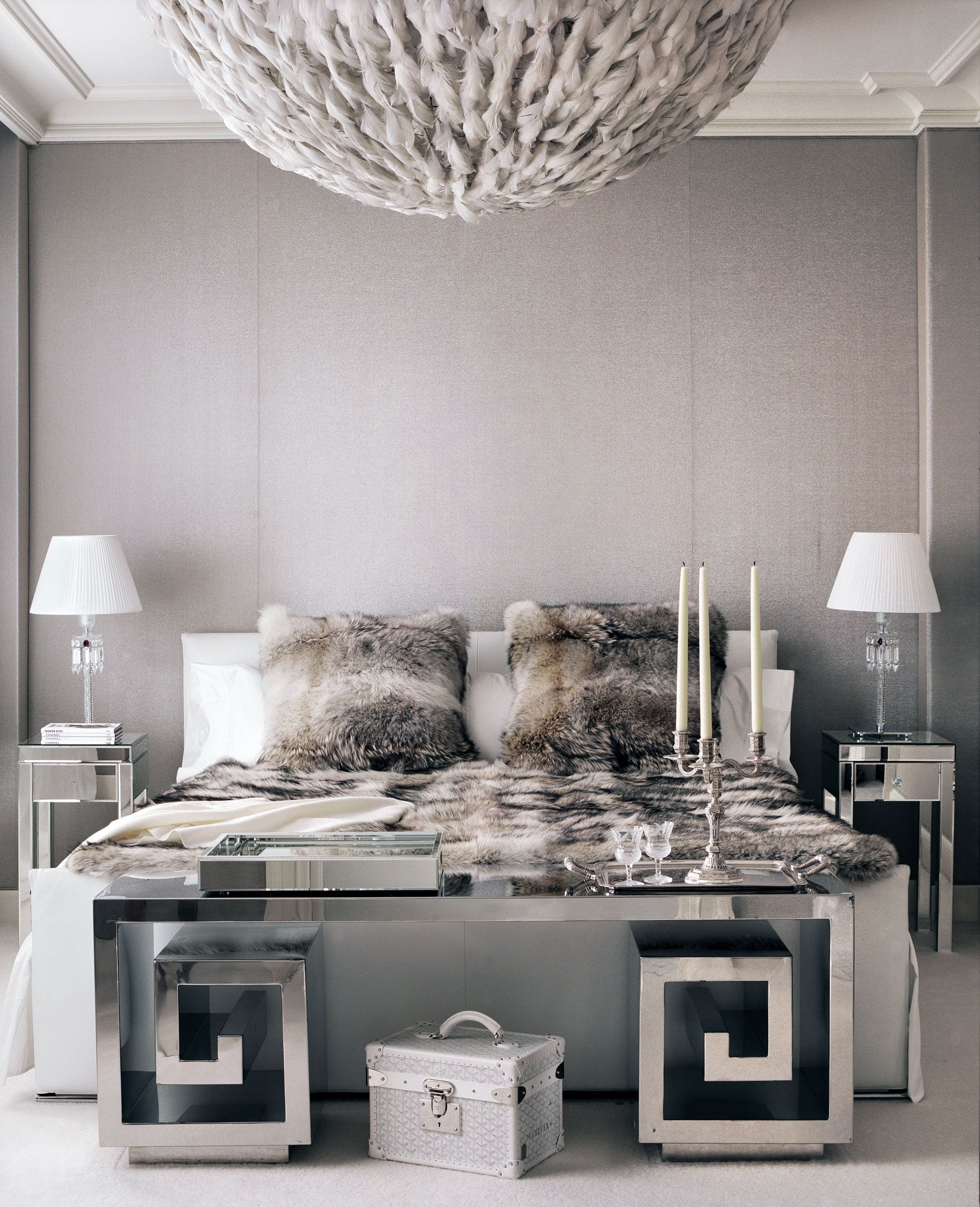 The Plush Master Bedroom