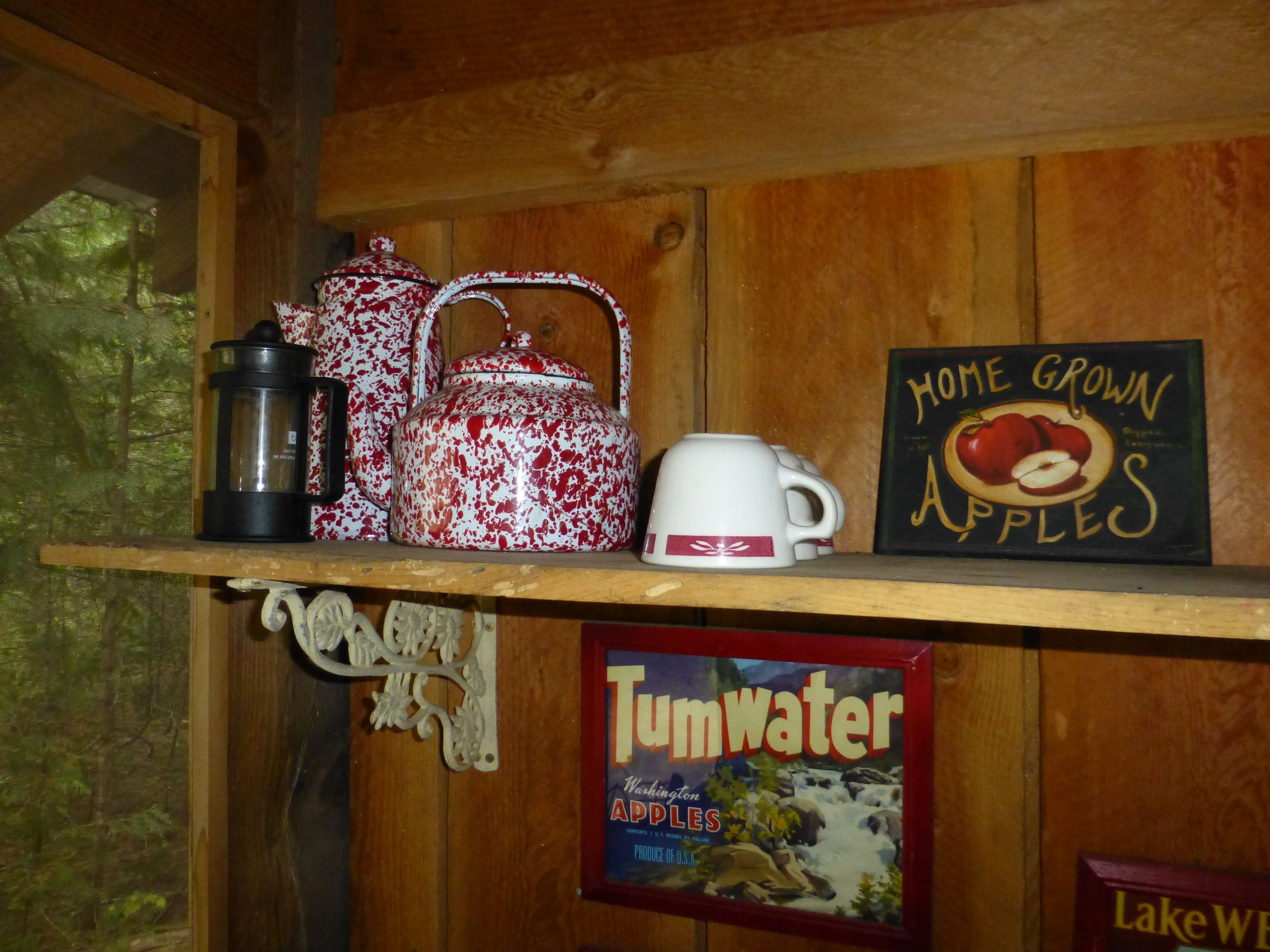 C& kitchen at Huckleberry Tent and Breakfast. North Idaho Wilderness Bed and Breakfast. & Camp kitchen at Huckleberry Tent and Breakfast. North Idaho ...