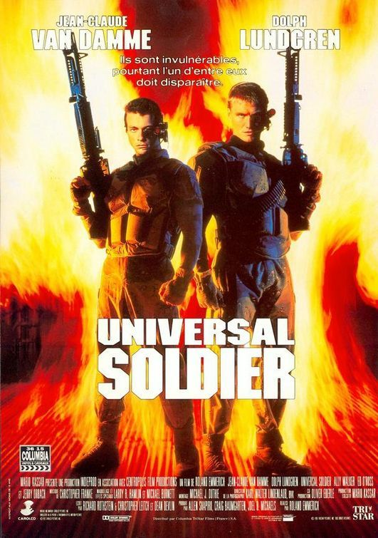 Universal Soldier Meilleurs Films Film De Science Fiction Film Science Fiction