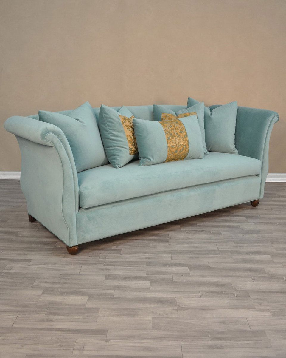 HAUTE HOUSE Mimi Sofa $2250 Pale