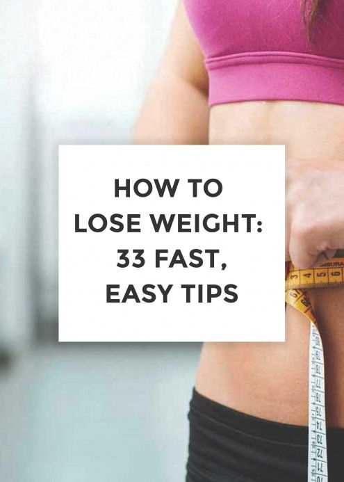 How to Lose Weight: 33 Fast Easy Tips #weightlos #loseweightfast #fatloss #diet #fitness #tips #howt...