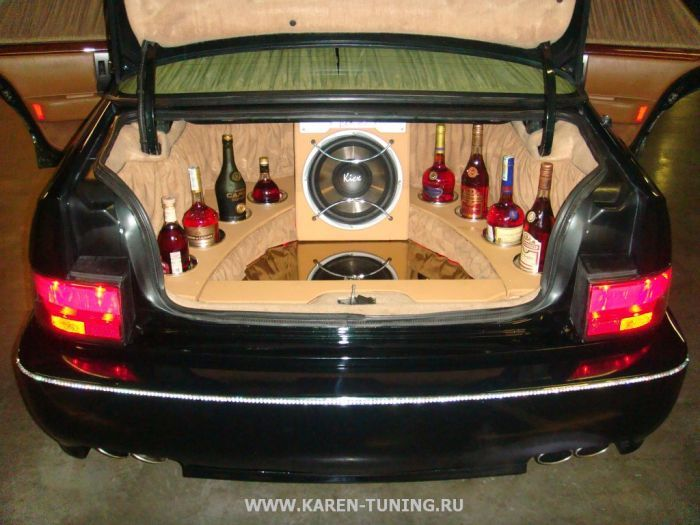 trunk bar vip car pics and parts cars cars motorcycles automobile