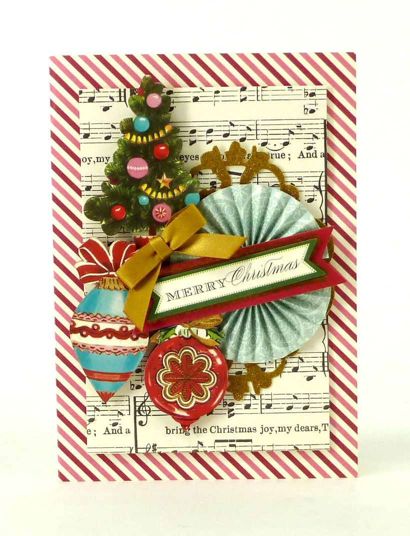 Anna Griffin, Inc. Holiday Trimmings Card Making Kit | Cards ...