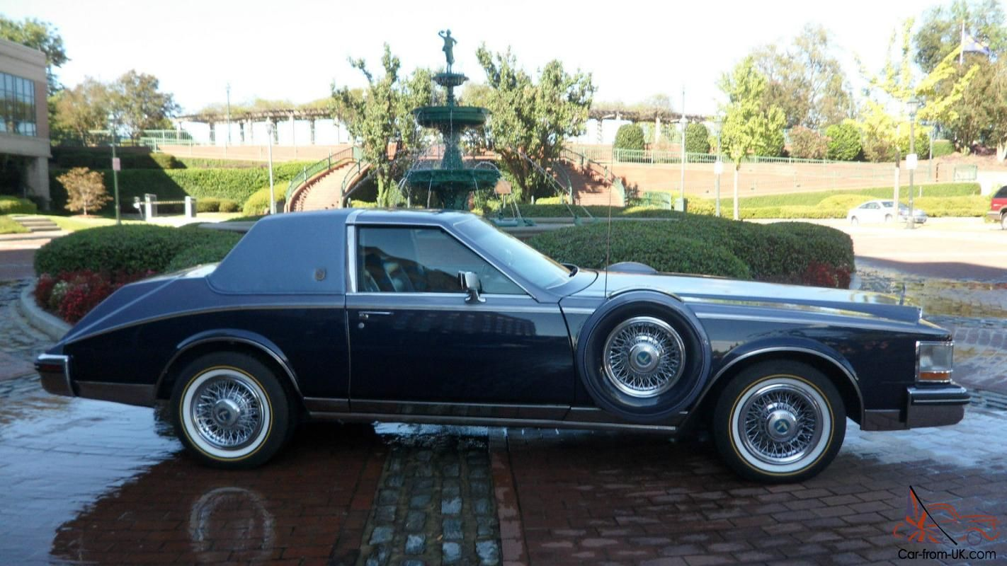 1980 Cadillac Seville Opera Coupe By Grandeur Domestic Sales Corp