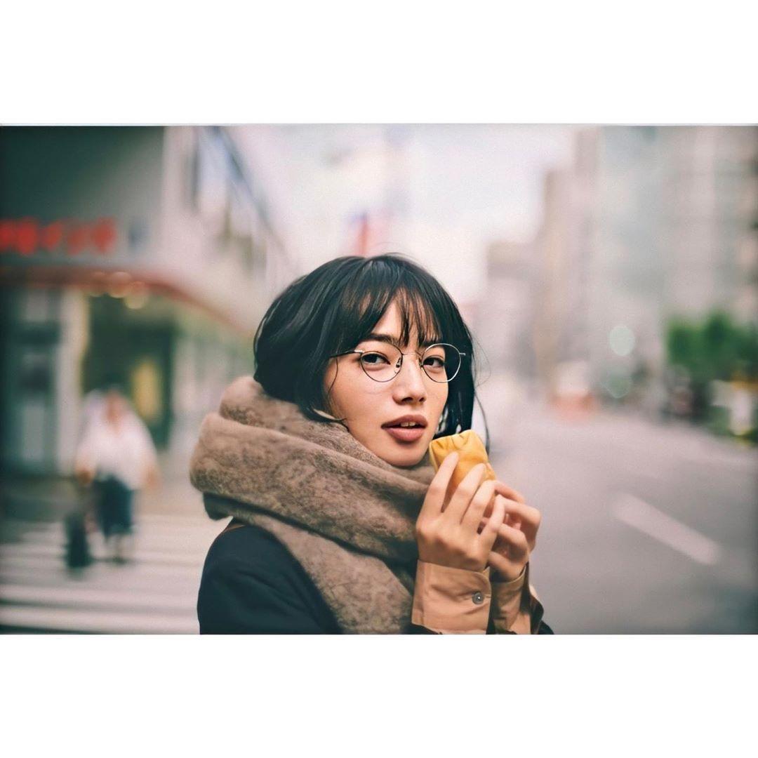 小松菜奈 — Nana Komatsu - Mina Magazine 2019   Nana komatsu