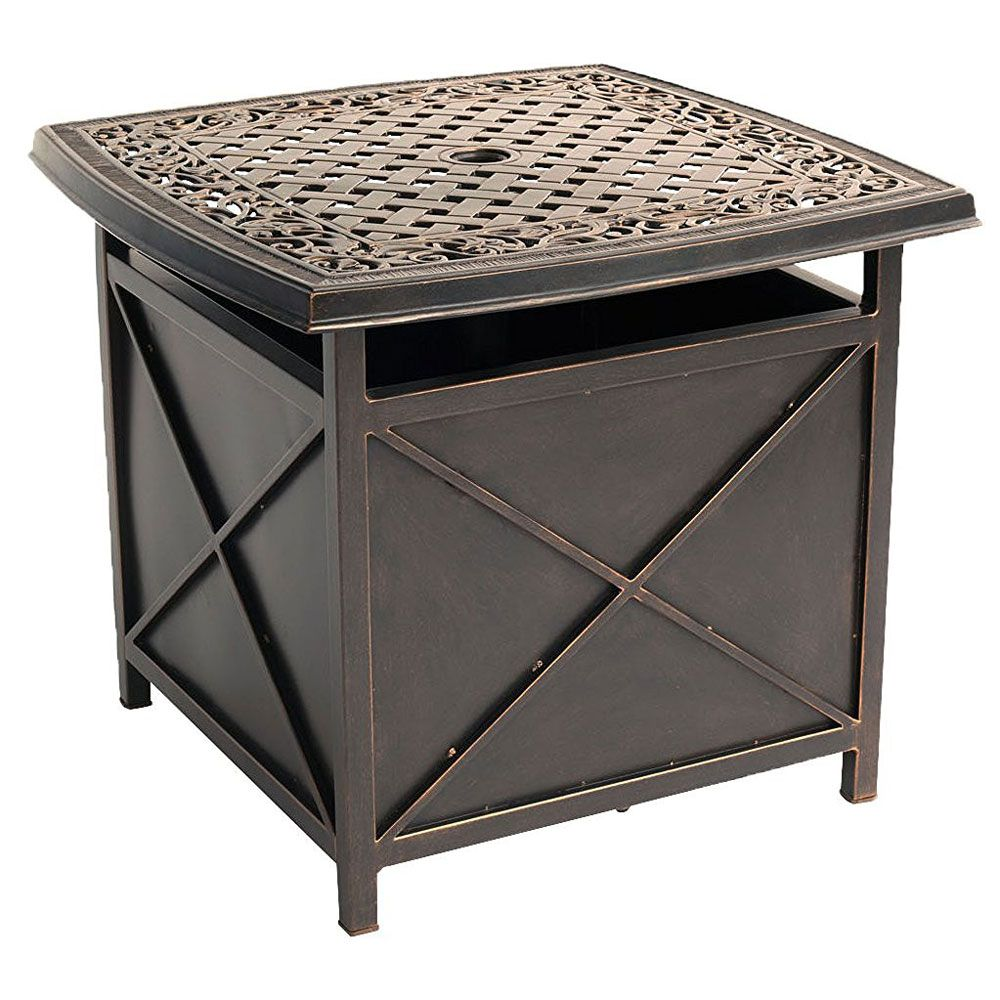 Contents1 General Information About Small Patio Table With Umbrella Hole1 1 What Is The Best Size Patio Tabl Umbrella Stand Side Table Table Umbrella