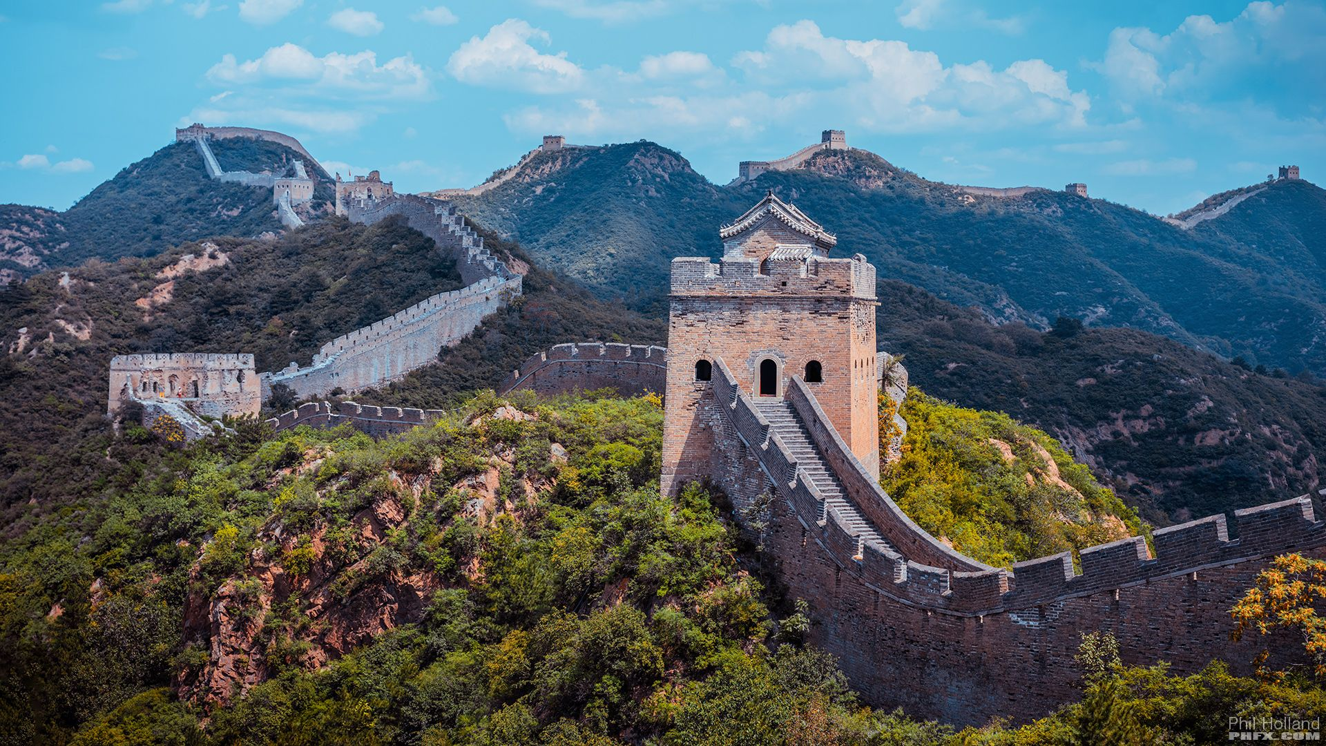 great look at the great wall photo credit phil holland on great wall id=97871