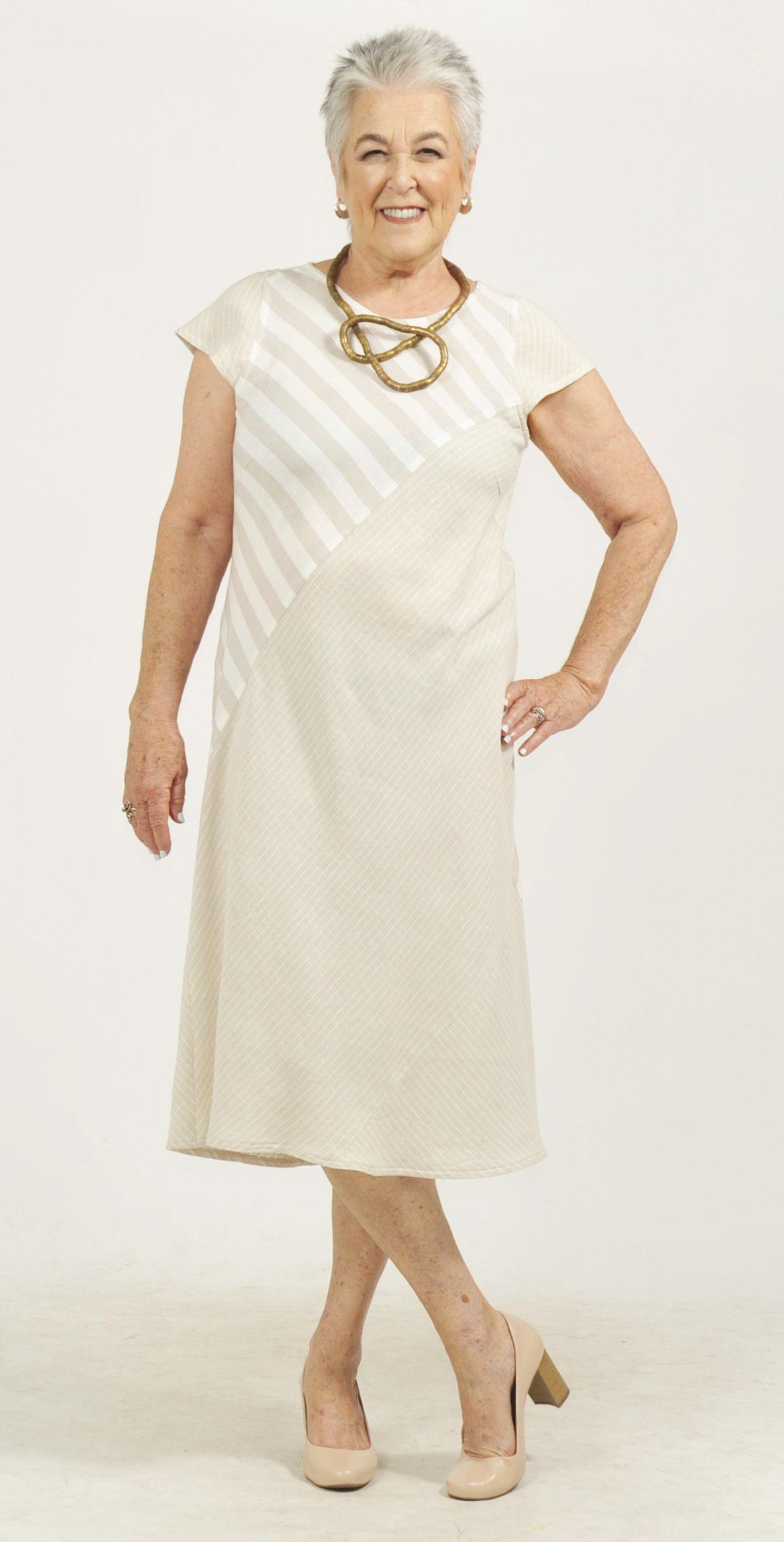 24f358321 Vestido de linho | moda em 2019 | Vestidos de linho, Linhas e Listras