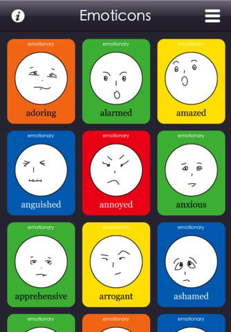 emotionary (1.99) Emotionary is a dictionary of emotions