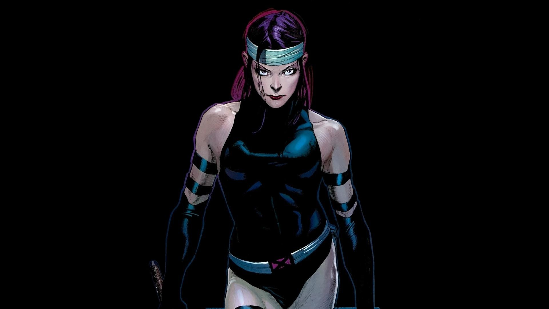 1920x1080 Wallpaper Desktop Psylocke