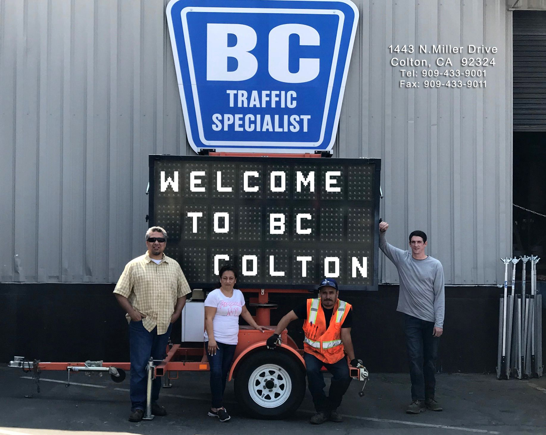 Did You Know Bc Has A Second Location Our Colton Offices Are