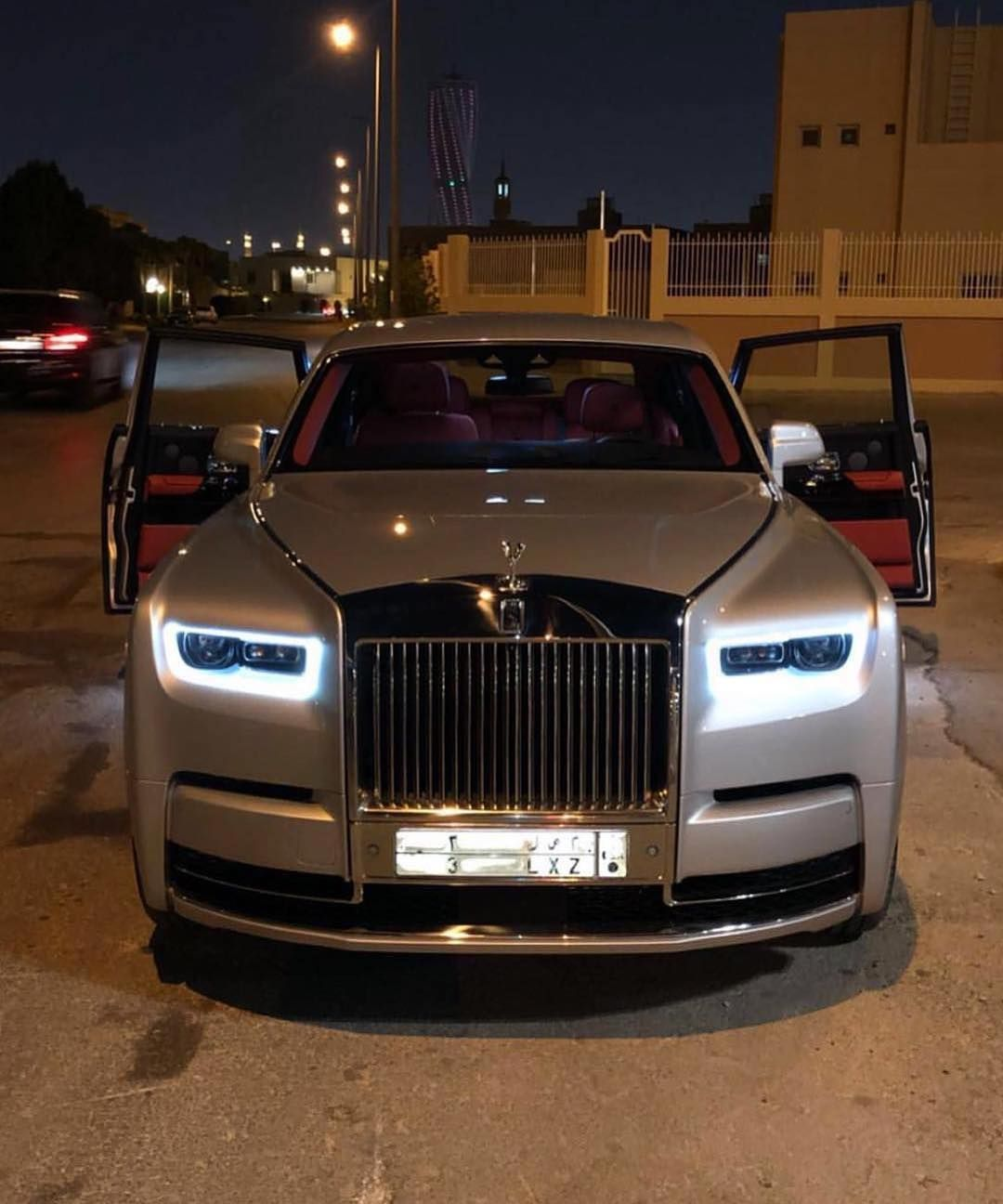 Supercar Duo Luxurycorp Rollsroyce: Rolls Royce Phantom Image By KXNG LOSO On Billionaires