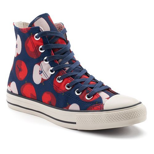 Adult Converse Chuck Taylor All Star Apple High Top Sneakers