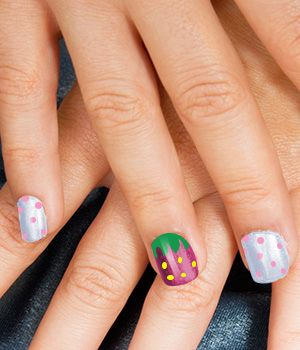 funky and colorful nail designs for kids  kids nail