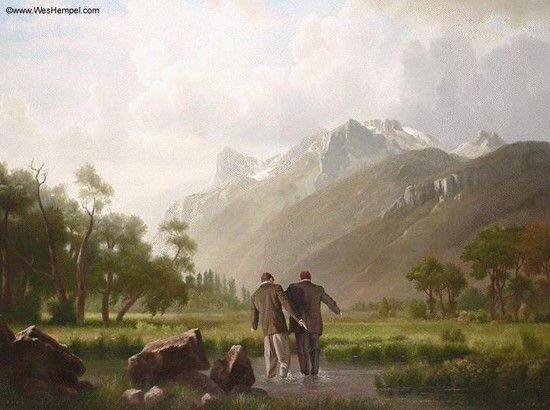 Paintings by『Wes Hempel』1 : 네이버 블로그