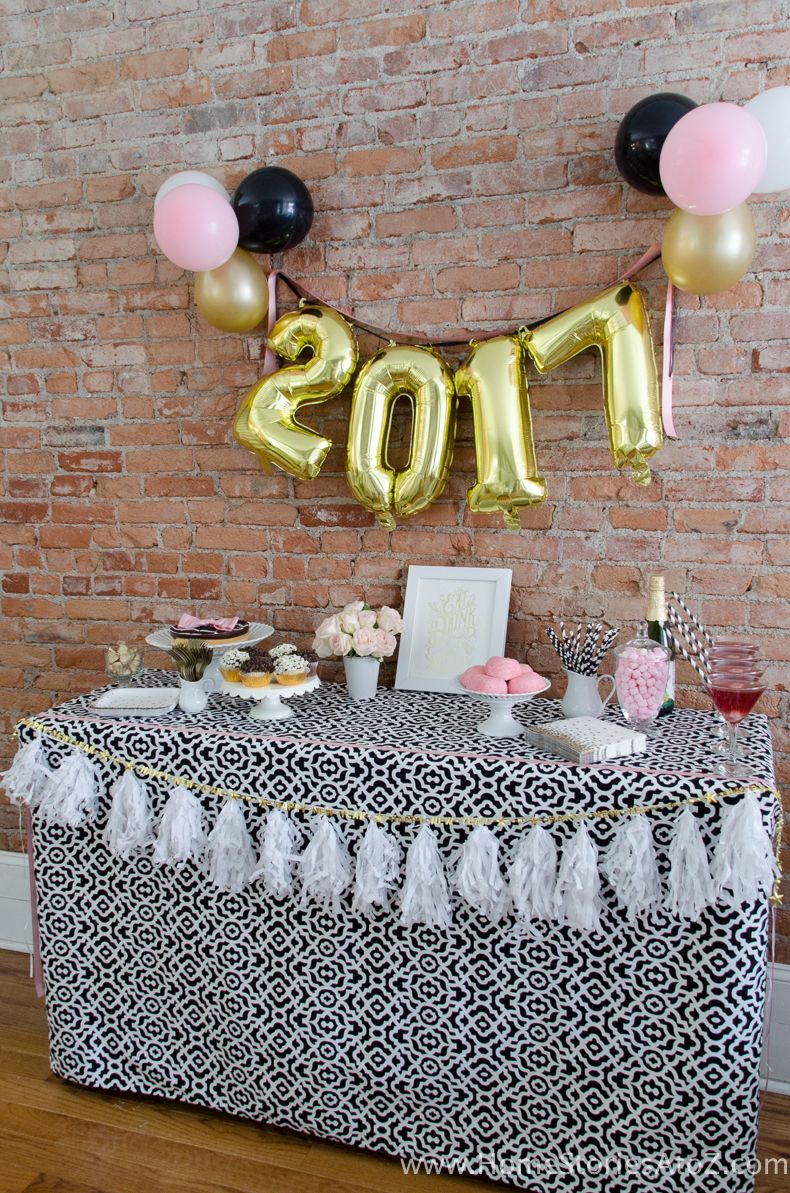 new years eve party ideas nye newyearparty