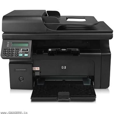 Hp Laserjet Pro M1213nf M1219nf Multifunction Printer