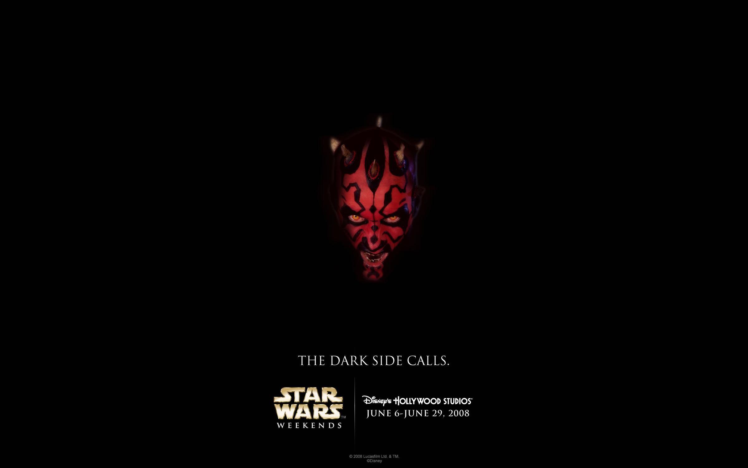Darth Maul Wallpaper Star Wars Video Games Background