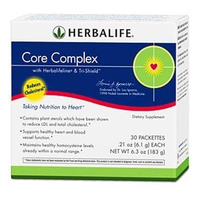 Herbalife Core Complex S 237 44 Herbalife