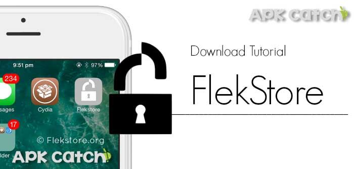 FlekStore is an app installer that lets you download free apps and