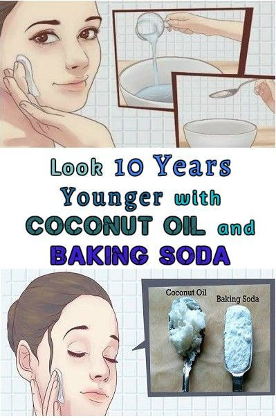 Make yourself this natural cleanser to get rid of skin care make yourself this natural cleanser to get rid of wrinkles and sagging facial skin the mix of coconut oil and baking soda penetrates into the pores and solutioingenieria Gallery