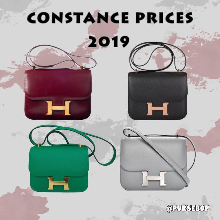 Hermes Constance Bag Price Euro
