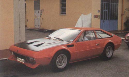 1974 Lamborghini Jarama Speciale Bob Wallace S Car Lamborghini