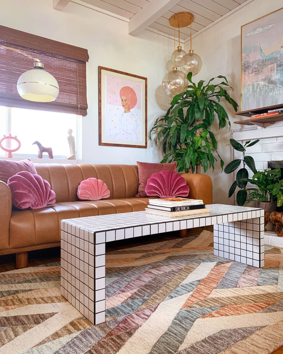Photo of Vote on A Retro Boho Meets Desert Sunset Small/Cool Space in the Small/Cool Contest