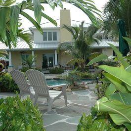Private Residence Davie Fl Tropical Patio Miami