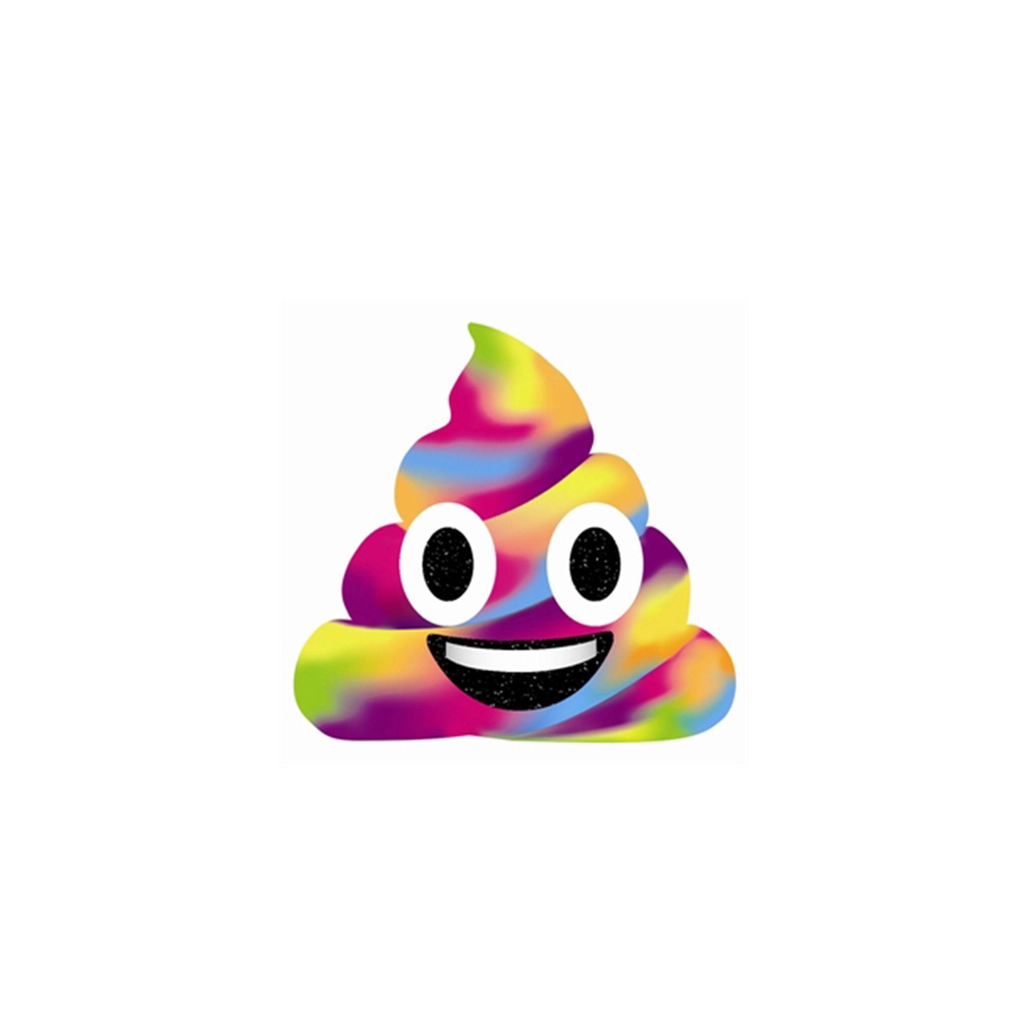 rainbow poop emoji random stuff pinterest emoji