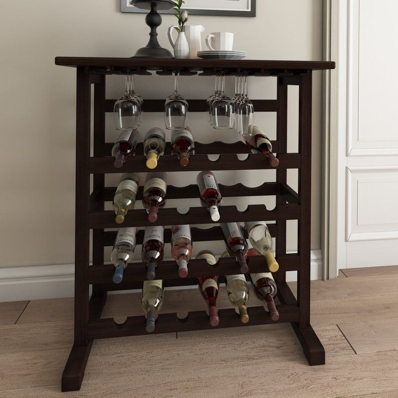 Eliza 24 Bottles Floor Wine Rack In 2019 Home Decor Hanging Wine