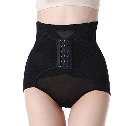 Ladies Womens Best Stomach Flattening Magic Knickers High Waist Briefs Girdle UK