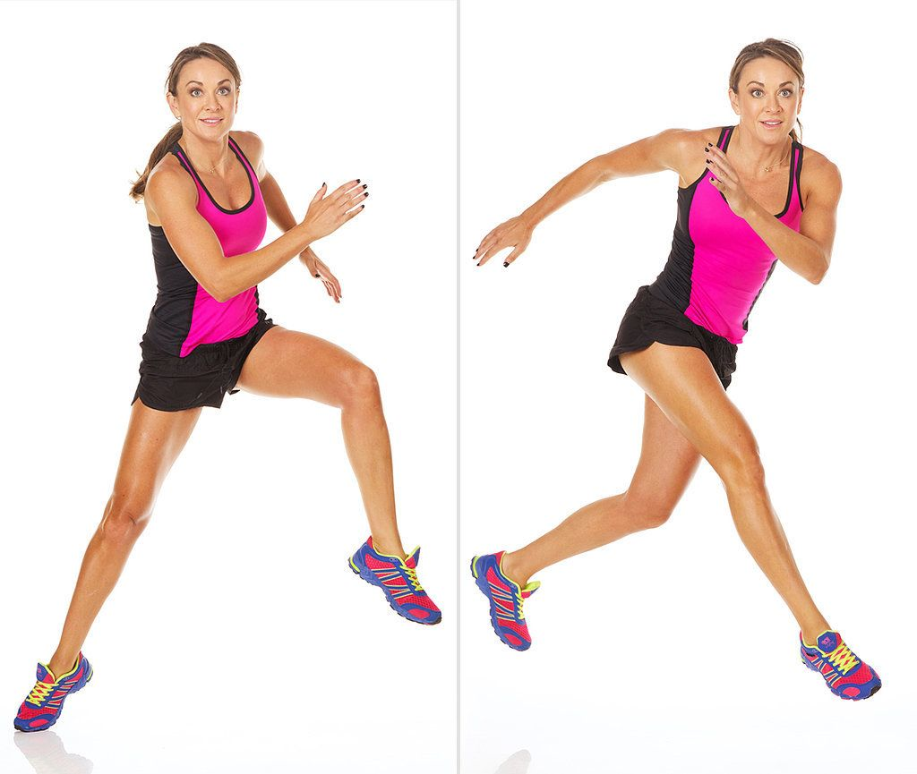 Ready To Sweat Take This Metabolism Boosting Circuit Workout The Gym Via