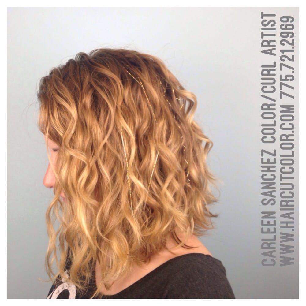 Photo Of Hair Cut Color Design By Carleen Sanchez Reno Nv