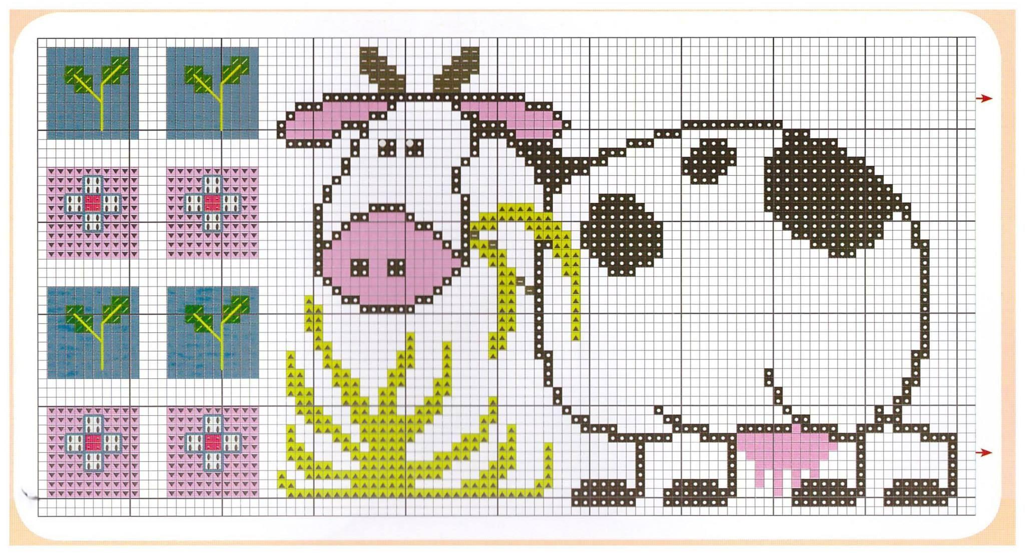 Pin von Lori Spring auf Animal Cross Stitch | Pinterest