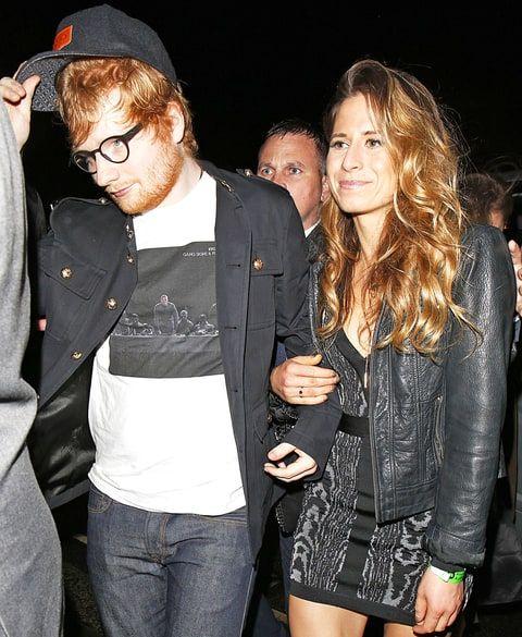 fe584e3b7f Ed Sheeran  How I Won Over My  Wonderful  Girlfriend - Us Weekly