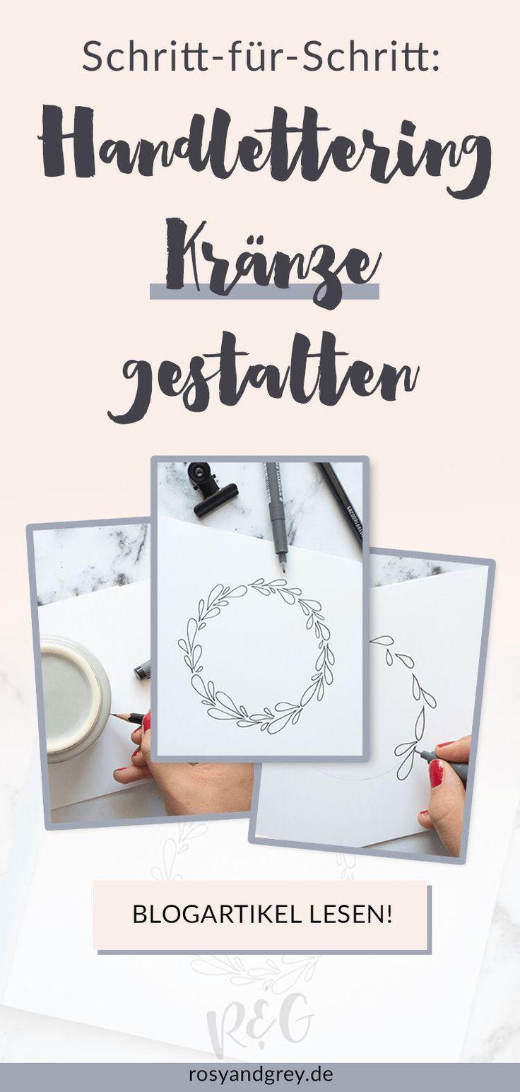 25 Handlettering Vorlagen Ideen in 25   lettering ...