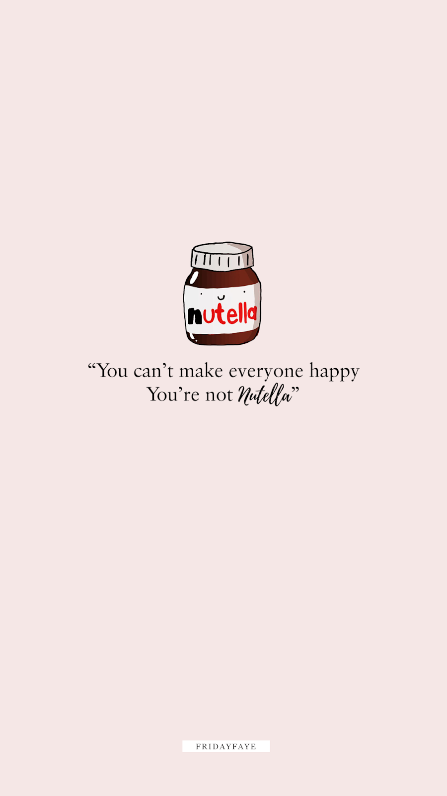 Free Girly Iphone Wallpapers July Edition Sassy Wallpaper Nutella Pretty Wallpaper Iphone