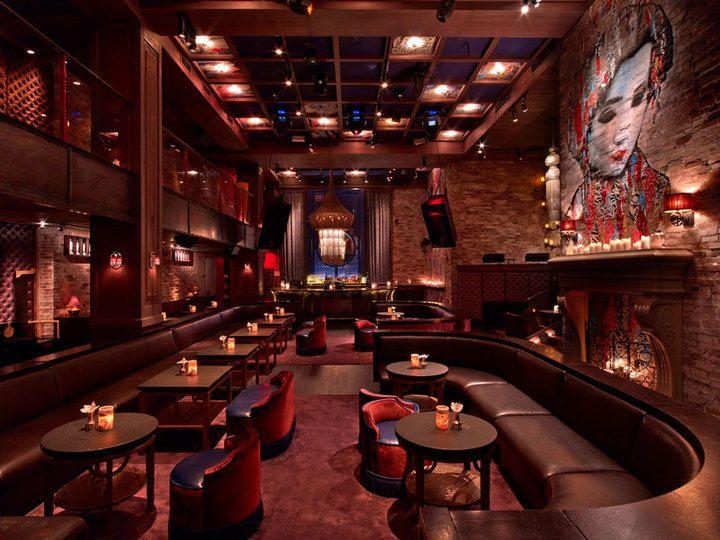 Asian Restaurant Interior Design Ideas