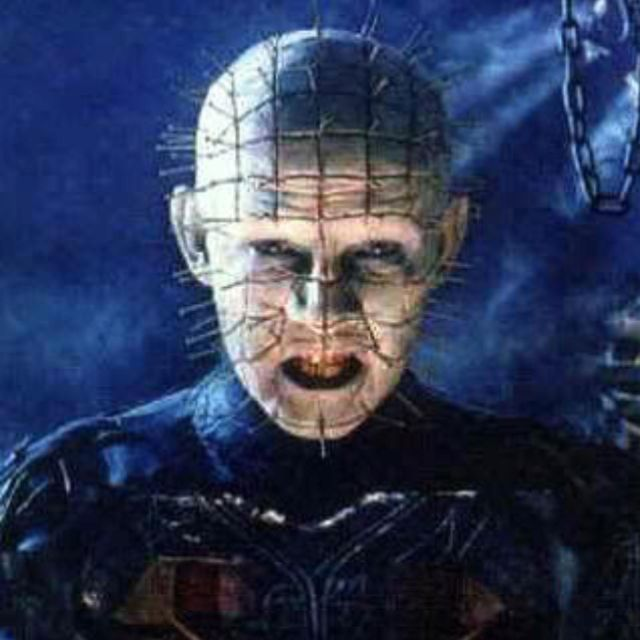 Pinhead didn't play around!