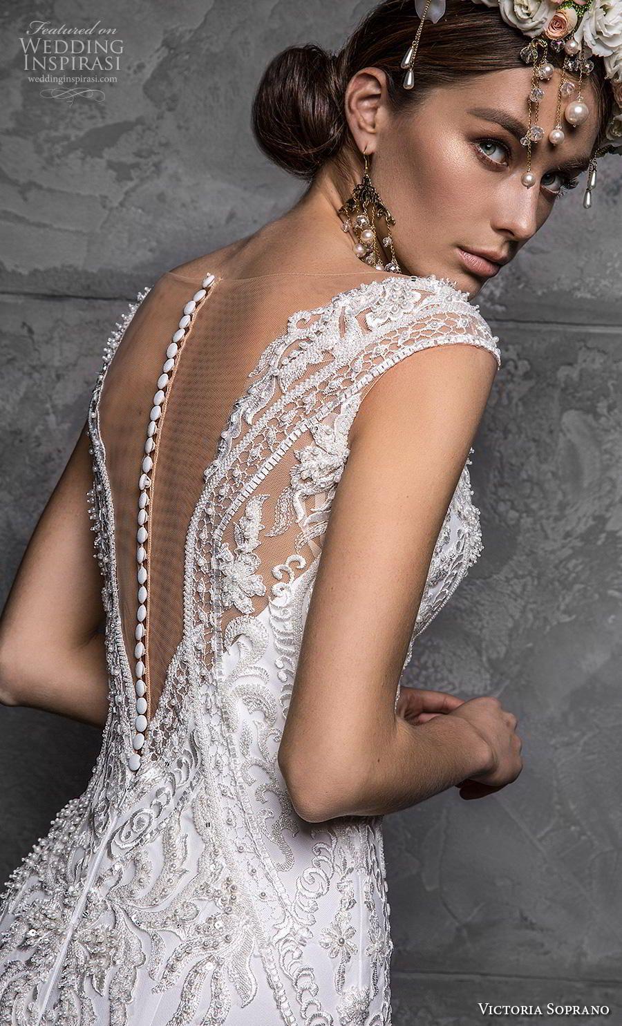 "Victoria Soprano 18 Wedding Dresses — ""Chic Royal"" Bridal"