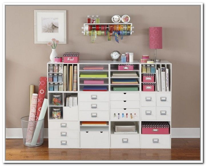 Image Result For Organizing Your Craft Supplies With Recollection