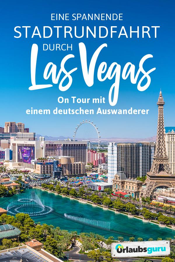 Zeitunterschied Deutschland Las Vegas