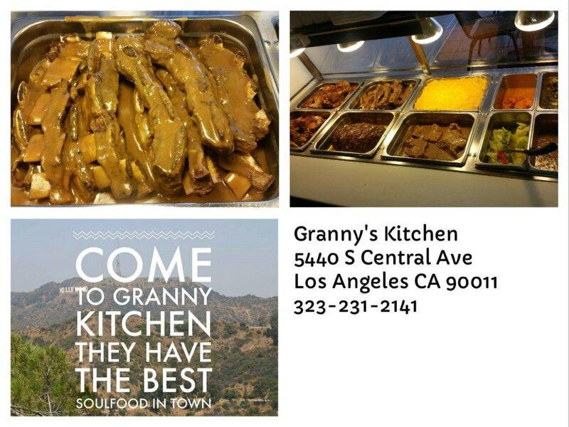 Granny S Kitchen Soul Food Grannykitchenla Profile Pinterest