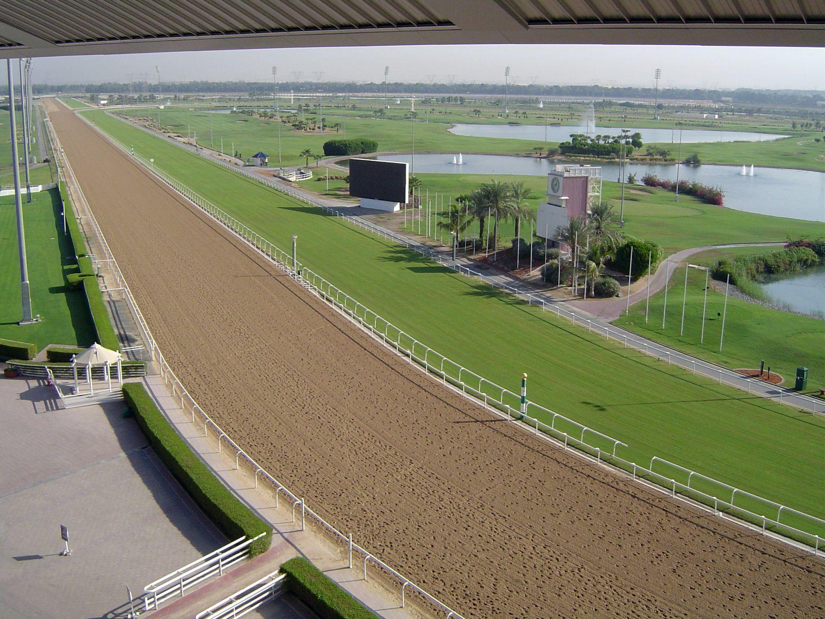 Dubai Horse Tracks