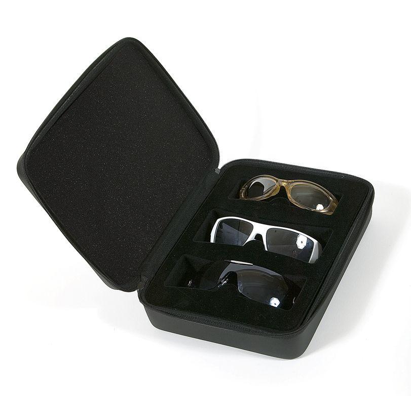 glasses case | Shadecase Sunglass Storage 3 Pair Case